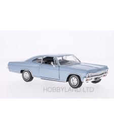 Chevrolet Impala SS 396, metallic-light blue, 1965