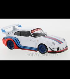 Porsche 911 RWB (993), White, Decorated RAUH-World