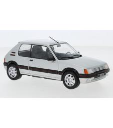 Peugeot 205 1.9 GTI, silver, 1988