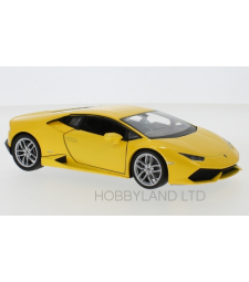 Lamborghini Huracan LP 610-4, metallic-yellow