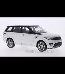 Land Rover Range Rover sport, white/black