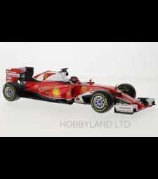 Ferrari SF16-H, No.7, Ray Ban, formula 1, K.Raikkonen, 2016