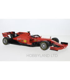 Ferrari SF90, No.16, scuderia Ferrari, formula 1, C.Leclerc, 2019