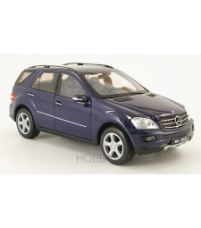 Mercedes ML 350 (W164), dark blue, without showcase