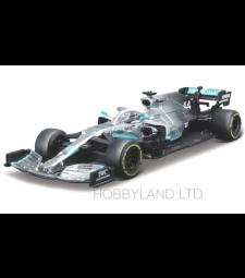 Mercedes AMG F1 W10 EQ Power+, No.44, Mercedes AMG Petronas F1 team, formula 1, L.Hamilton, 2019