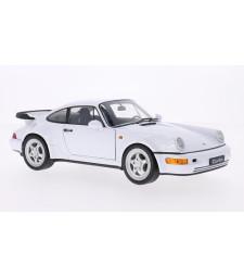 Porsche 911 Turbo (964), white