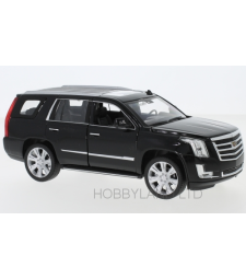 Cadillac escalade, black, 2017