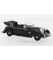 Mercedes 770K Convertible, black, 1938