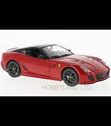 Ferrari 599 GTO - Red/Black