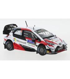 Toyota Yaris WRC, No.8, Rallye WM, Rallye Finland O.Tänak/M.Järveoja Rallye Finland O.Tänak/M.Järveoja