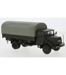 MAN 630, olive, German Armed Forces PP-truck