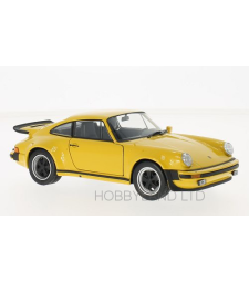 Porsche 911 Turbo 3.0, Yellow