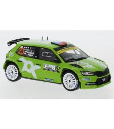Skoda Fabia R5 Evo, No.23, Rallye WM, Rallye Monza, J.Kopecky/J.Hlousek, 2020