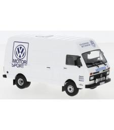 VW LT35 LWB, VW Motor Sport Rally Assistance  Assistance