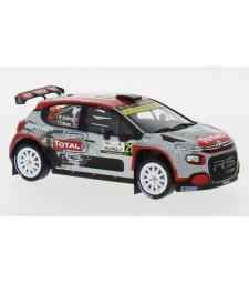 Citroen C3 R5, No.21, Rallye WM, Rallye Monza, M.Ostberg/T.Eriksen, 2020