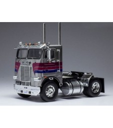 Freightliner Coe, Silver/Decorated, 1976