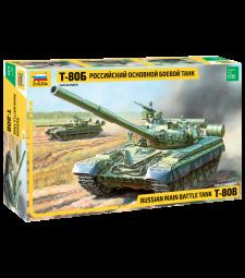 1:35 T-80 B RUSSIAN MBT