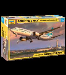 "1:144 Passenger airliner ""Boeing 737-8 MAX"""