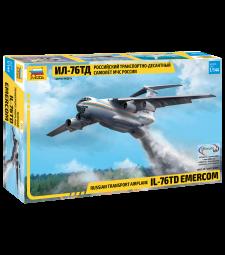 """1:144 IL-76 TD """"EMERCOM"""""""