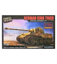 1:72 Tiger KING GERMAN