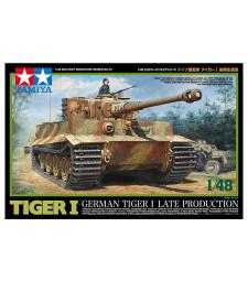 1:48 Tiger I German Tiger I Late Production