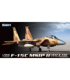 1:72 F-15C MSIP II USAF & ANG
