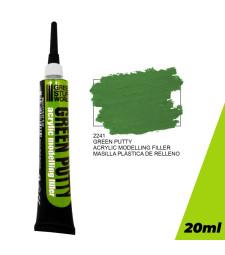 Acrylic GREEN PUTTY 20ml