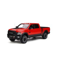 2017  RAM POWER WAGON FLAME RED