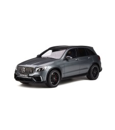 MERCEDES-AMG GLC 63 SUV SELENITE GREY
