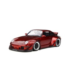 RWB 993 DUCK TAIL CANDY RED