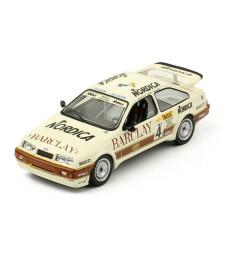 Ford Sierra RS Cosworth, No.4, Wolf racing, Barclay, WTCC, 24h Spa, J.Winkelhock/D.Artzet/M.Burkhard, 1987