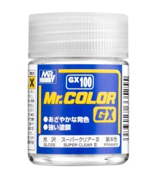 GX-100 Mr. Color GX (18 ml) Super Clear III