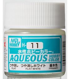 H-011 Flat White (10ml) - Mr. Color