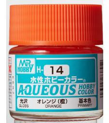 H-014 Gloss Orange (10ml) - Mr. Color