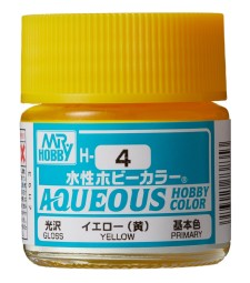 H-004 Yellow (10ml) - Mr. Color
