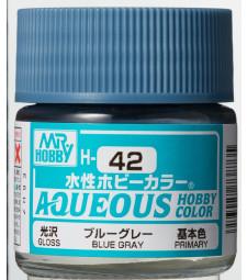 H-042 Gloss Blue Grey (10ml) - Mr. Color
