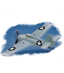 """1:72 Grumman F4F-4 """"Wildcat"""" EASY KIT"""