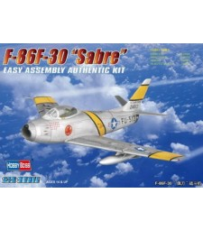 1:72 North American F-86F-30 Sabre