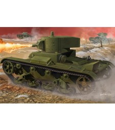 1:35 Soviet OT-130 Flame Thrower Tank