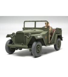 1:48 Russian Field Car GAZ-67B - 1 figure