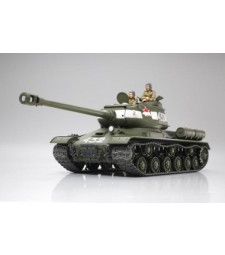 1:35 Russian Heavy Tank JS-2 Model - 1944 ChKZ - 2 figures