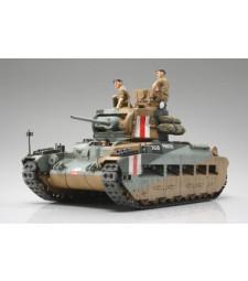 1:35 British Infantry Tank Matilda - Mk.III/IV - 2 figures