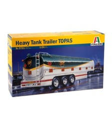 1:24 HEAVY TANK TRAILER