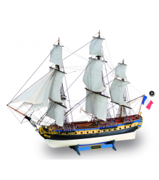 1:89 Hermione La Fayette (2016) - Wooden Model Ship Kit