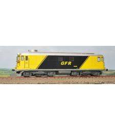 HGD 13004 Diesel locomotive 60-1572-1, GFR, V