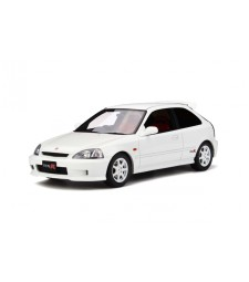 Honda Civic Type R EK9 Championship White