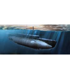 1:35 British HMS X-Craft Submarine