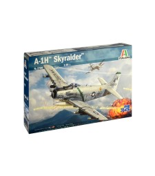 1:48 SKYRAIDER A-1H