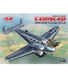 1:48 C-45F/UC45F, WWII  USAAF Passenger Aircraft
