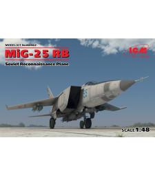 1:48 MiG-25 RB, Soviet Reconnaissance Plane